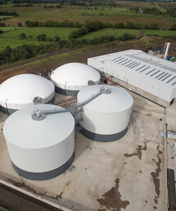 Resource Recovery/ biogas plants